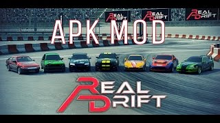Real Drift (mod Apk) Android Gameplay