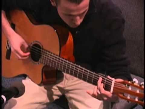 In The Bleak Midwinter Fingerstyle Guitar Youtube
