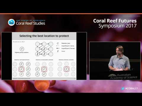 """Dr Nils Krueck - """"Marine protected area (MPA) design for both conservation and fisheries"""""""