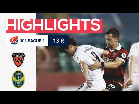 Pohang Incheon Goals And Highlights