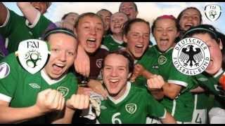When ireland beat germany in the european women's under-17 championship