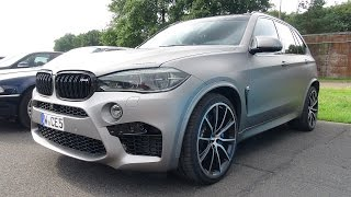 BMW MHX5 700 2015 By Manhart Performance Videos