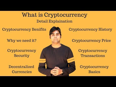 cryptocurrency in detail
