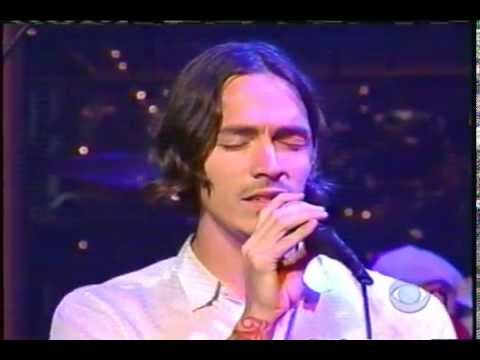 Incubus on Letterman 2004 Talk Shows on Mute