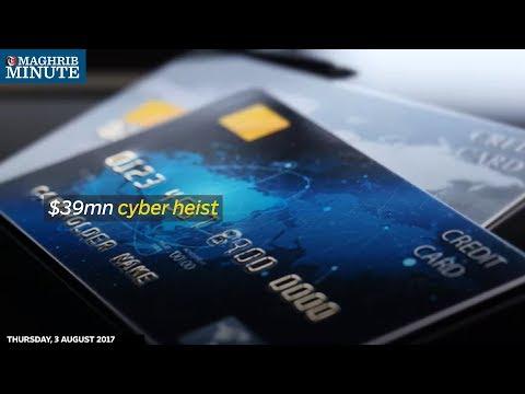 $39mn cyber heist