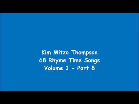 Kim Mitzo Thompson - 68 Rhyme Time Songs Volume One (Part 8)