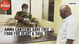 How Amma Canteens in Tamil Nadu gave food free of cost to thousands during lockdown