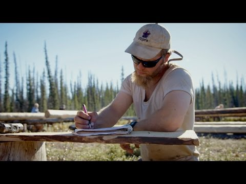 With Willpower And Determination, These Alaskans Are Building Their Forever Home