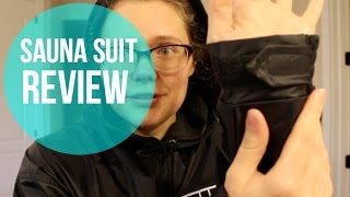 TITLE PRO SAUNA SUIT REVIEW \\ Are sauna suits good for blasting?