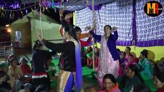 सत्यम शिवम सुन्दरम कितना प्यारा नाम है.. महिलाओं द्वारा खूबसूरत पहाड़ी नृत्य //