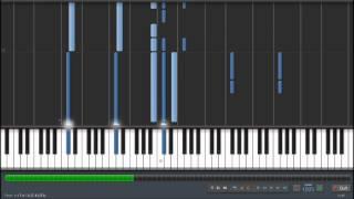 Pure Snows - Kanon  | Piano Tutorial