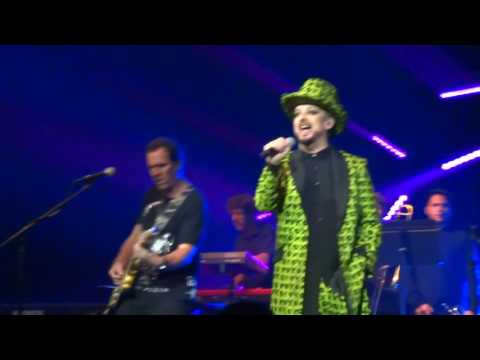 Boy George And Culture Club Close The Show! Las Vegas - August 21, 2016