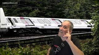 Déraillement du RER - Témoignage poignant