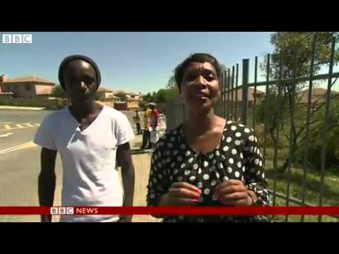 South Africa's huge youth unemployment problem