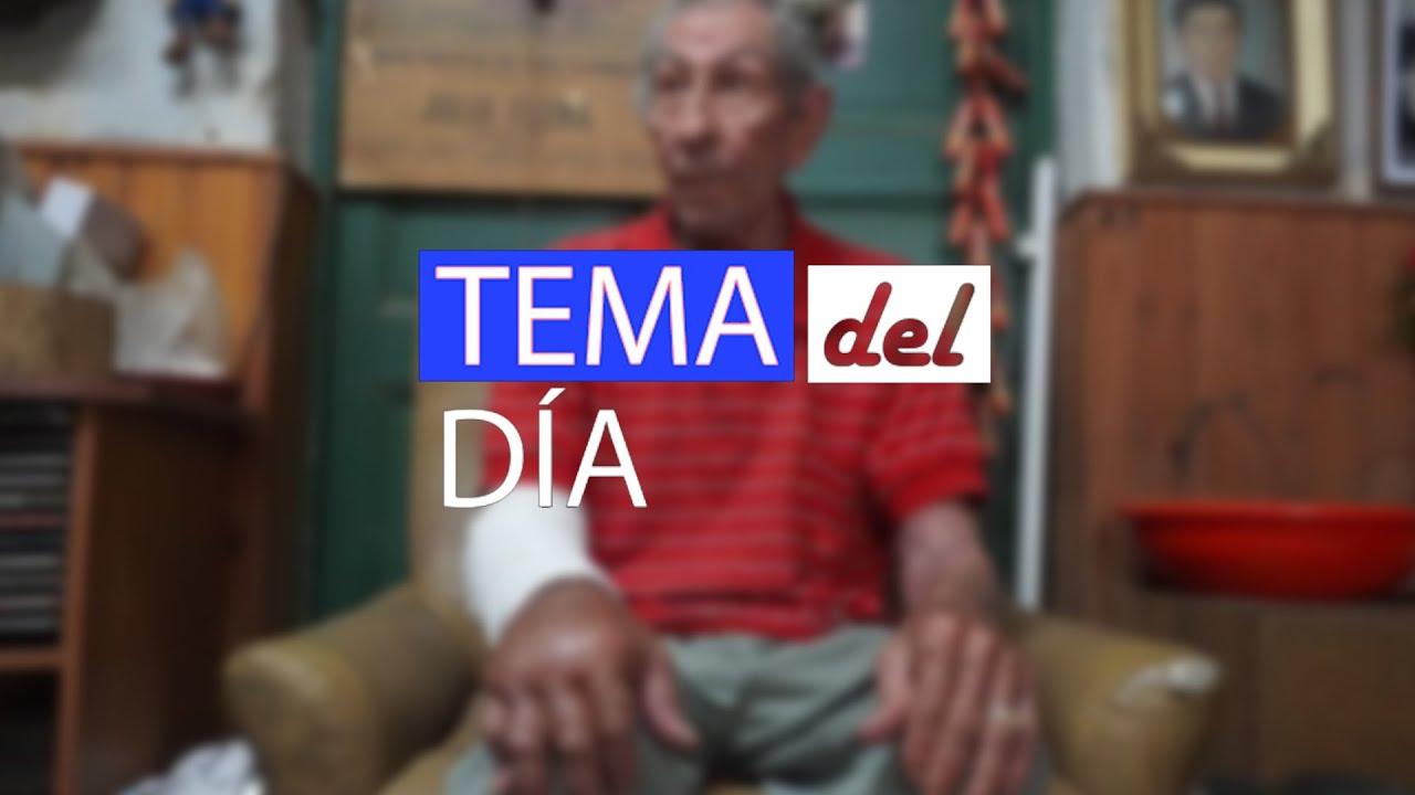 Tema del Día - Habló Héctor Paolasso, el jubilado que fue atacado