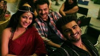 Tevar Song Resembles Madhuri Dixit