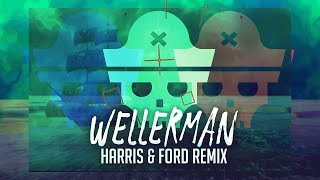 NEW ‼️ Captain X - Wellerman - Harris & Ford Remix