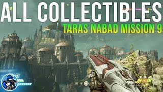 Doom Eternal Taras Nabad Secrets & Collectibles
