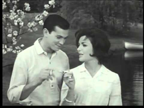 Salem Cigarettes Commercial - Springtime Puff (1962)
