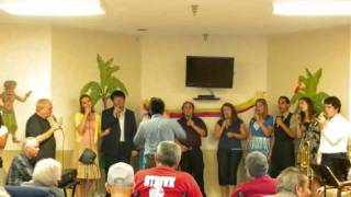 Summer 2011 w/ the Celebrant Singers