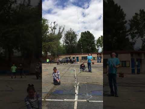 Allesandro Elementary School 2018 Rocketeers - (Portrait) Team 8