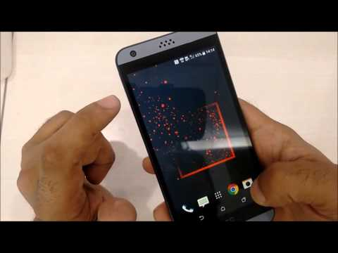 HTC Desire 530 (Dark Grey) Unboxing and Camera Test