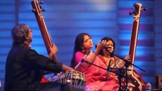 Rangi Saari Gulabi Chunariya by Koushiki Chakrabarty at Bengal Music Festival