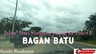 Jalan-Jalan Dari Simpang Pujud Ke Paket E Balai Jaya