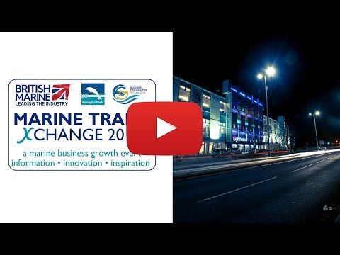 Poole Maritime Festival Marine Trade Xchange video