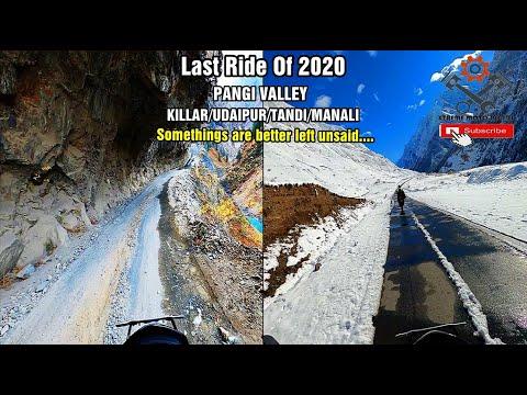 Pangi Valley I Killar to Manali I Killar Kishtwar Roadtrip Ep 3 I Xtreme Moto Roads