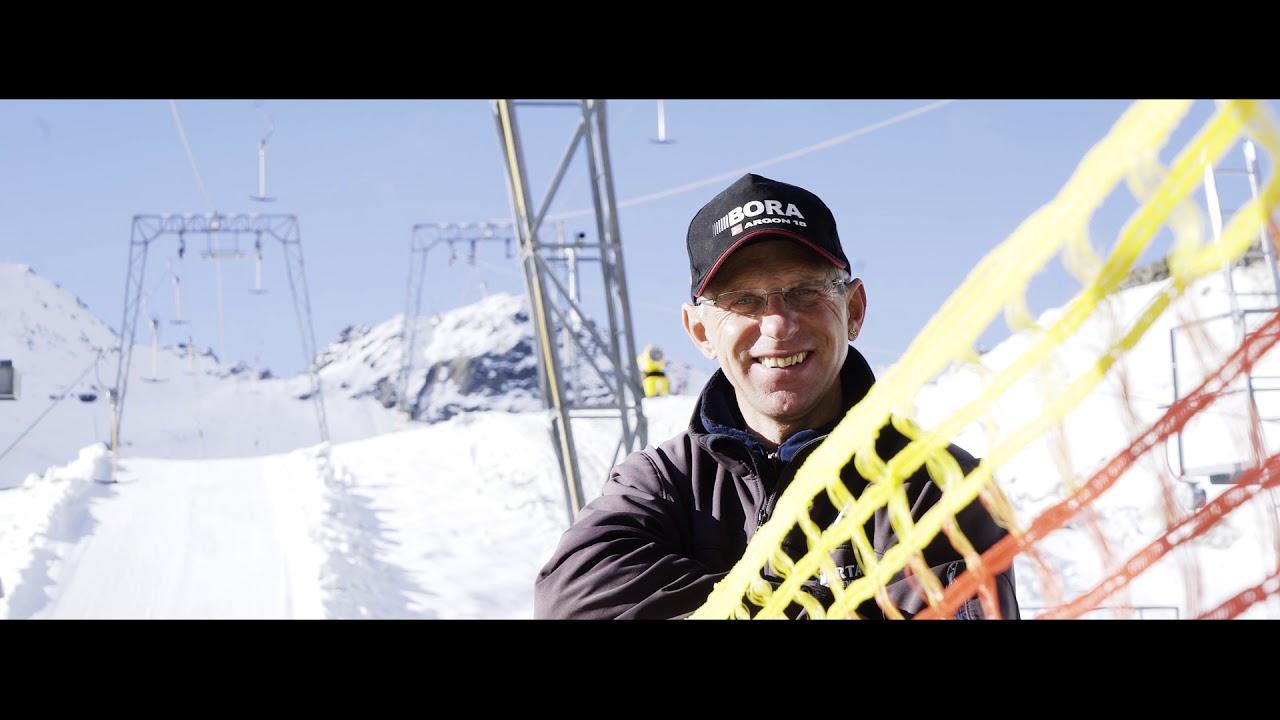 HERBST am Kaunertaler Gletscher