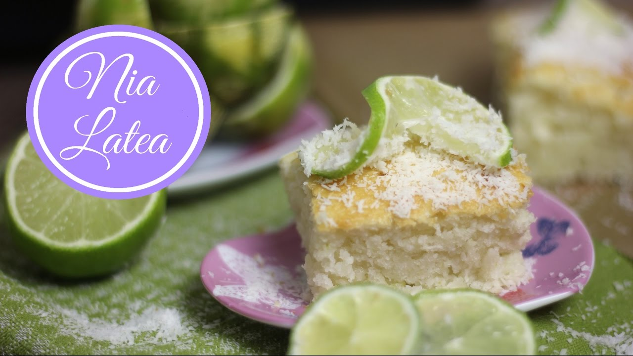 Limetten Kokos Kuchen I Saftig Und Fruchtig I Thermomix Tm5 Vegan