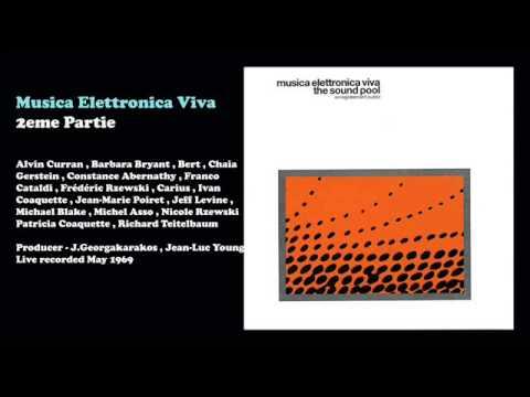 Musica Elettronica Viva - 2eme Partie (1969)