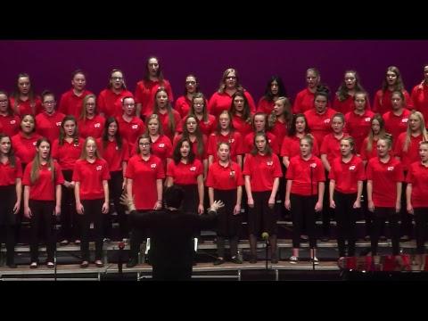 Shattuck Middle School Holiday Concert 2017