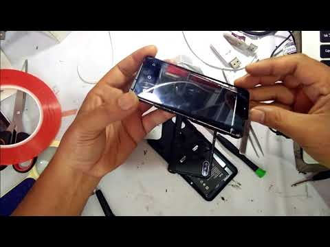 Cara Ganti Touch Screen Advan S40
