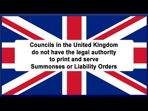 Magistrate's Employee Admits Unlawful Liability Orders! (Council Tax Call)