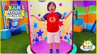 Ryan's First TV Show! Ryan's Mystery Playdate!
