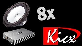 8 12 s kicx aln 300 t line