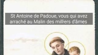 Prière à Saint Antoine de Padoue pour retrouver les objets perdus