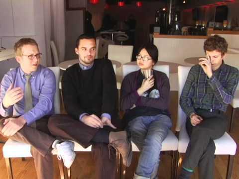 DP/30 @ Sundance:  Paper Heart team Nicholas Jasenovec, Charlene Yi, Jake Johnson, Michael Cera