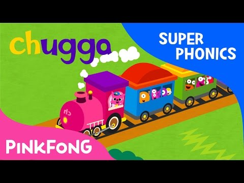 ch | Chugga Chugga Choo Choo | Super Phonics | Pinkfong Songs for Children