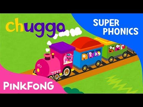 ch | Chugga Chugga Choo Choo | Super Phonics | Pinkfong Songs for Children