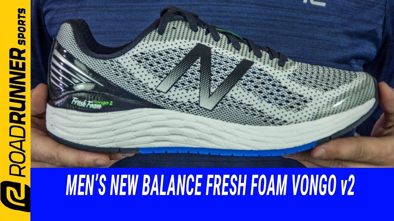 5a2bf067d86 Men s New Balance Fresh Foam Vongo v2