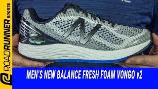 Men's New Balance Fresh Foam Vongo v2 | Fit Expert Review