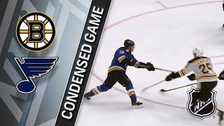 03/21/18 Condensed Game: Bruins @ Blues