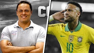 """Jornalista DETONA Neymar, CBF e Seleção Brasileira - """"PIOR LÍDER NEGATIVO QUE JÁ VI"""""""