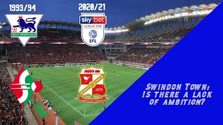 Swindon Town: Is there a lack of ambition?