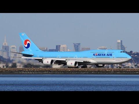 P3D v4 4 PMDG 747-8i Seoul to Vancouver with orbx pacific northwest and  fsdt CYVR on vatsim 1st part by Mr Lee's flight simulator world