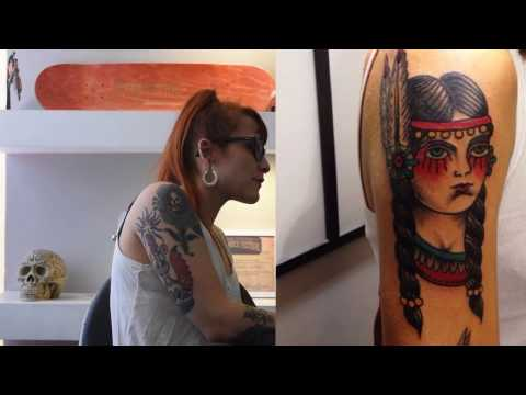 Tattoo N Travel 9 Lisbonne Mimink Tattoo