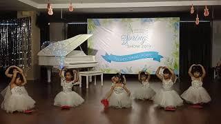 Spring Show 2019 - Kathy Ballet Dance performance. 12.01.2019